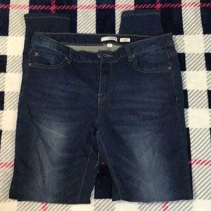 NWOT Bongo Skinny Jeans